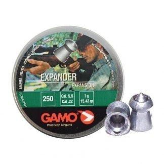 Balines Gamo Expander 5.5 mm