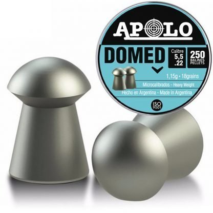 Balines Apolo Domed 5.5 mm