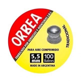 Balines Orbea Tradicional 5.5 mm