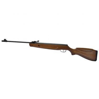 Rifle Aire Comprimido Bam 5.5 Nitro Pistón Madera