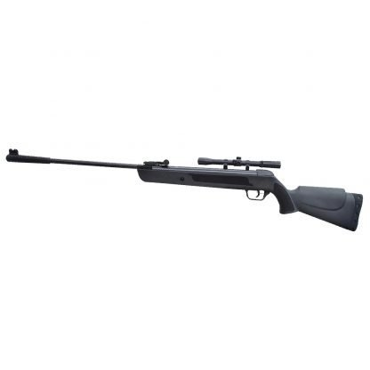 Rifle Aire Comprimido Nux LB600 con Mira 4x20