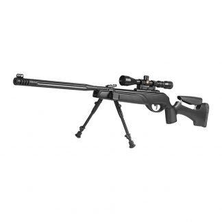 Rifle Aire Comprimido Gamo HPA MI 5.5 IGT con Mira y Bípode