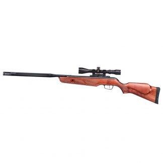 Rifle Aire Comprimido Gamo Bone Collector Hunter IGT con Mira 3-9x40