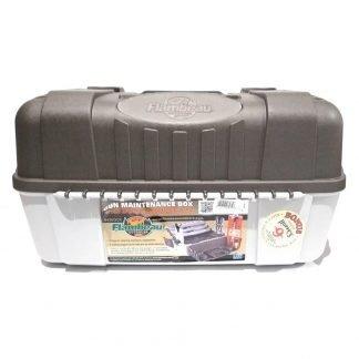 Caja Flambeau Limpieza de Armas con Banco para Arma Larga + Kit