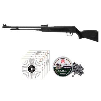 Rifle Aire Comprimido Legend 3B-3P Nitro Pistón