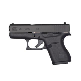 Pistola Glock 9mm 43 Gen4