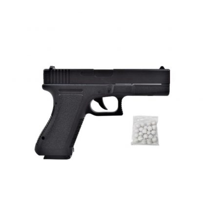 Pistola Airsoft Vigor V307 Réplica Glock Resorte
