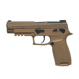 Pistola Sig Sauer 9mm P320 M17 con Seguro