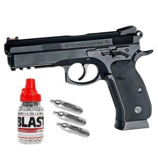 Pistola CO2 ASG CZ Shadow Calibre 4.5