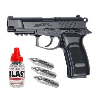 Pistola CO2 Airsoft ASG Bersa Thunder 9 Pro 4.5mm
