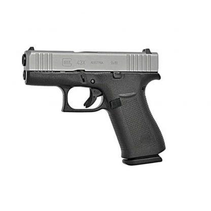 Pistola Glock 9mm 43X Gen5 Dos Tonos
