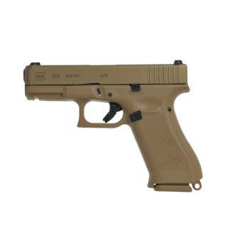 Pistola Glock 9 mm 19X