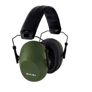 Protector Auditivo Shilba 23 Db Verde