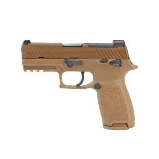 Pistola Sig Sauer 9mm P320 M18 con Seguro