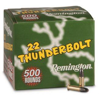 Balas Remington 22 LR x 500 uds