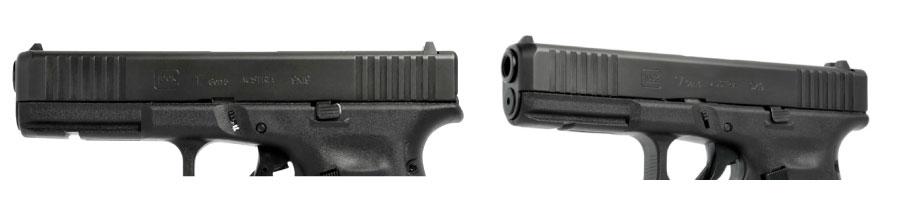 corredera pistola glock 17 generacion 5