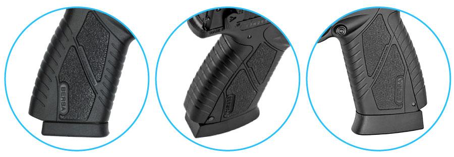 empuñadura pistola bersa bp