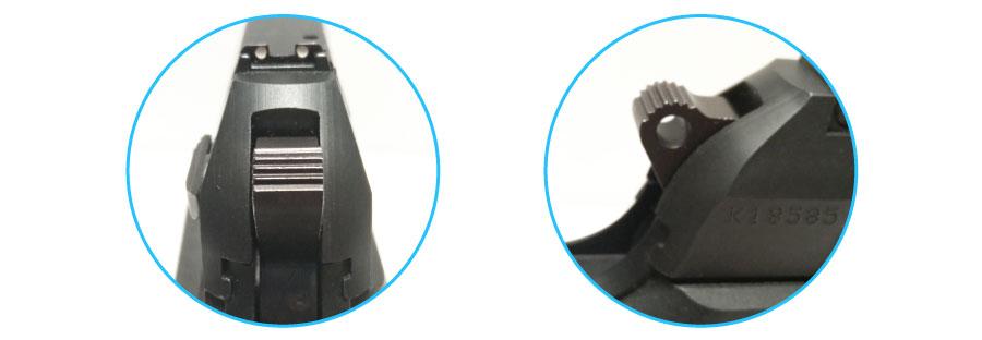 martillo segrinado bersa tpr380
