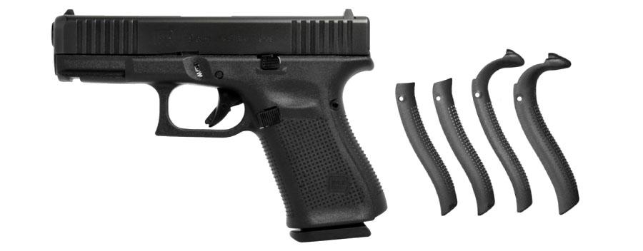 pistola glock 19 gen5 correas traseras