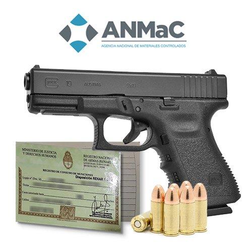 requisitos para comprar balas y cartuchos para armas